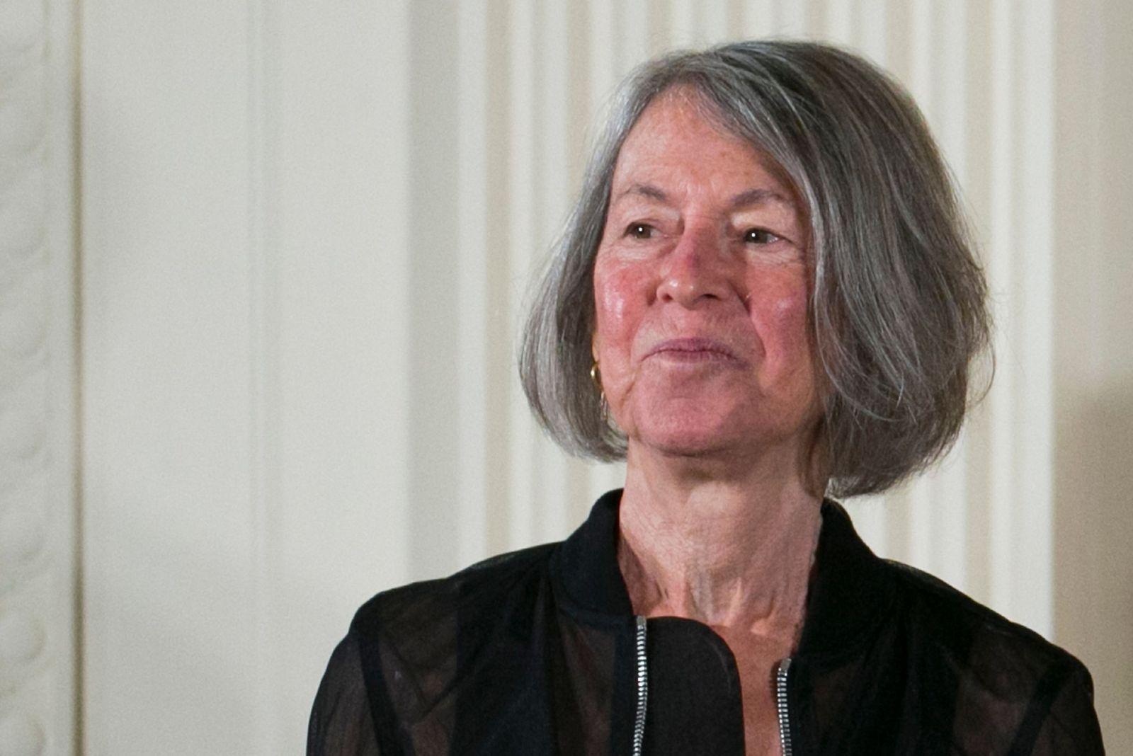 Louise Glueck wins 2020 Nobel Prize in Literature, Washington, USA - 22 Sep 2016