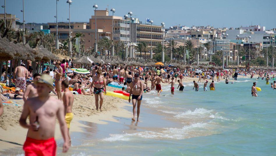 Touristenabgabe: Die Balearen wollen ab 2016 Kasse machen