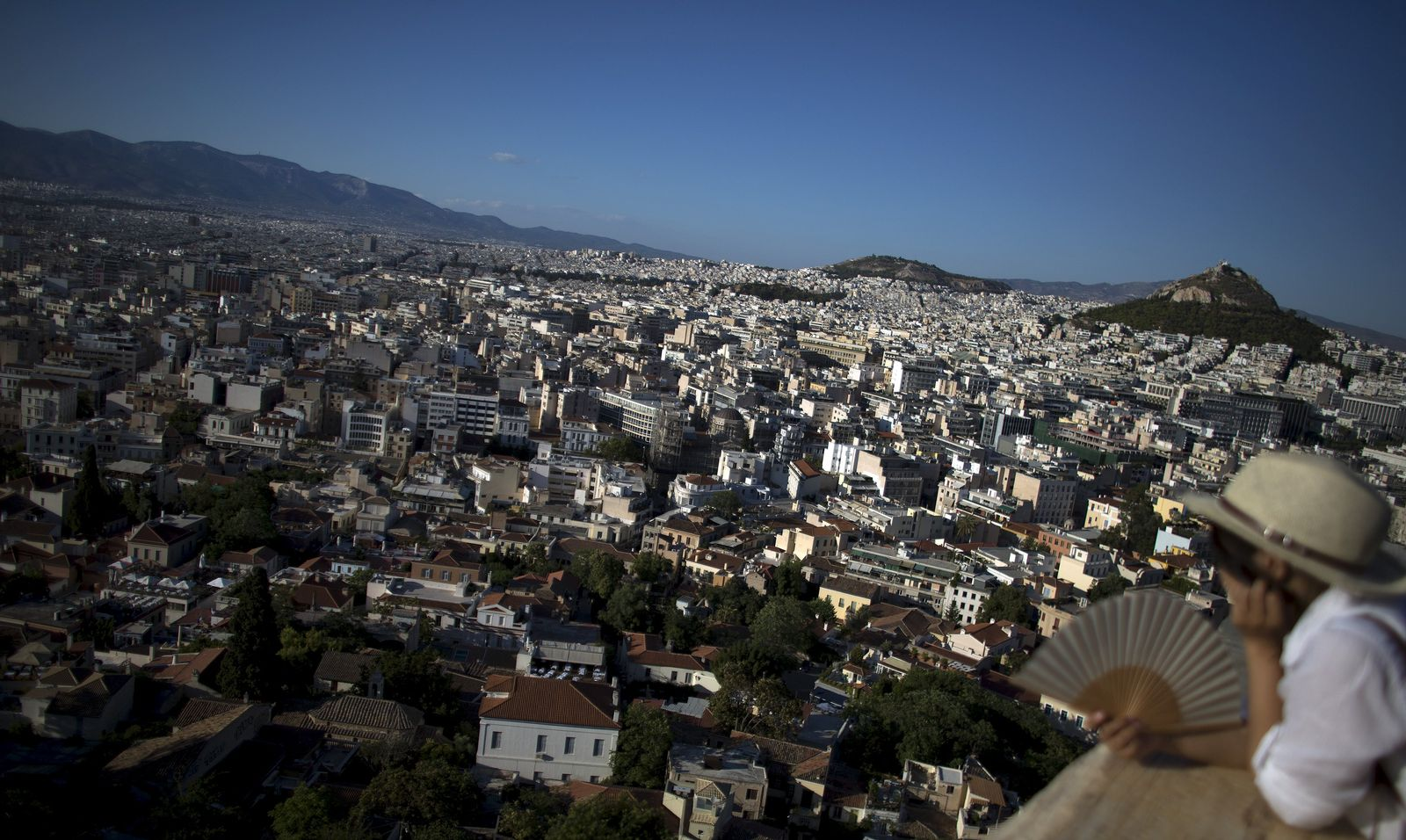 GREECE-DAILYLIFE/