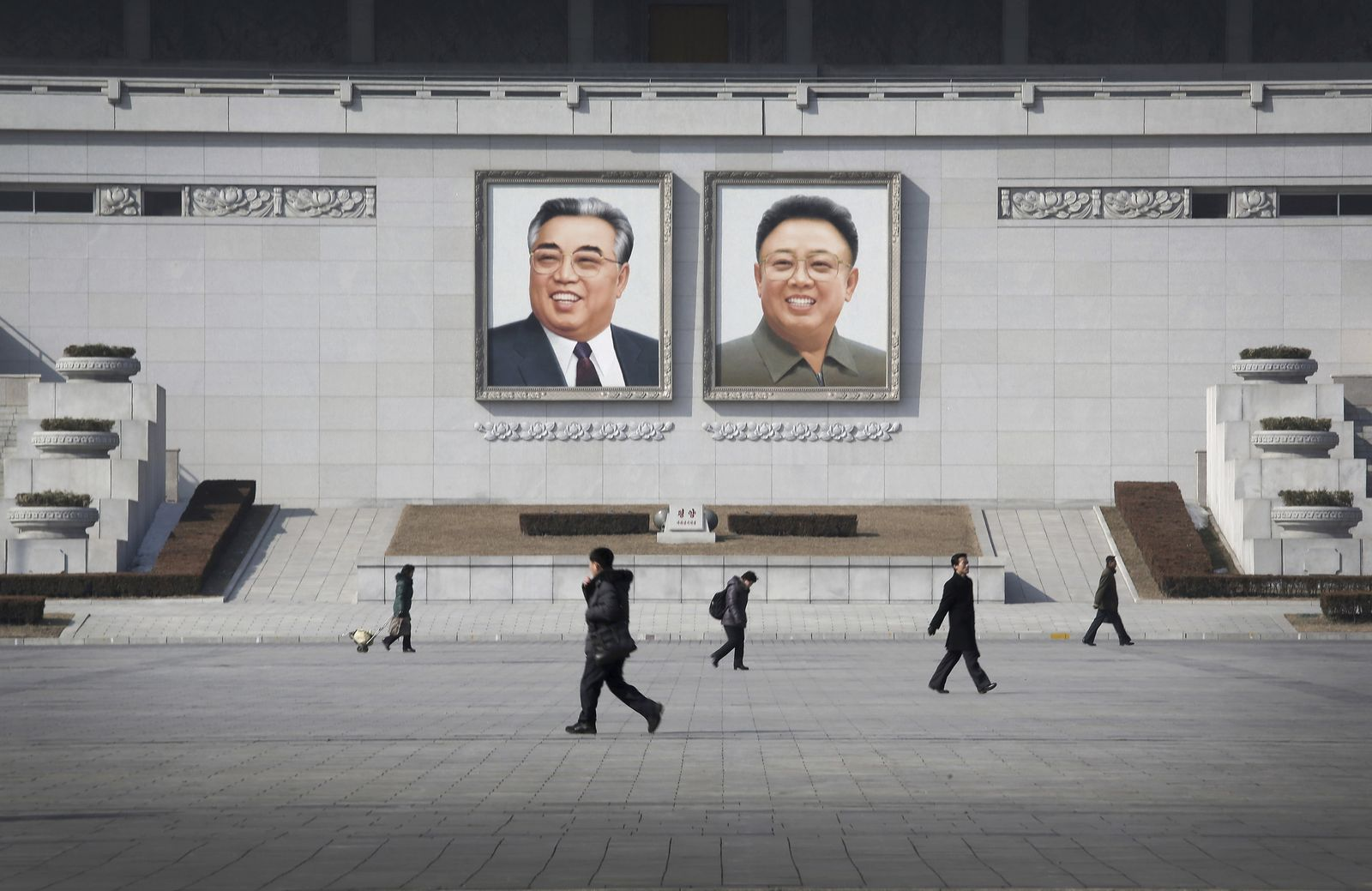 Nordkorea Pjöngjang