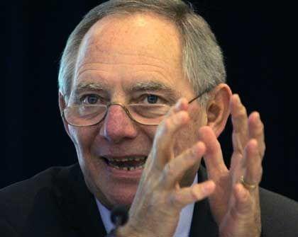 """MinisterSchäuble:""""Die Frage ist nicht ob, sondern wann"""""""