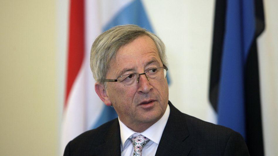 """Euro-Gruppenchef Juncker: """"Die Menschen haben meist ein gesundes Bauchgefühl"""""""