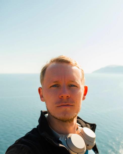 Alexander Friedrich, 31, Fotograf und Videograf: Der Bamberger hat für seine im Juni 2019 gestartete Weltreise zwei Jahre eingeplant. Zunächst ging es durch Osteuropa, dann über Russland, China und Neuseeland nach Argentinien und zuletzt nach Chile.