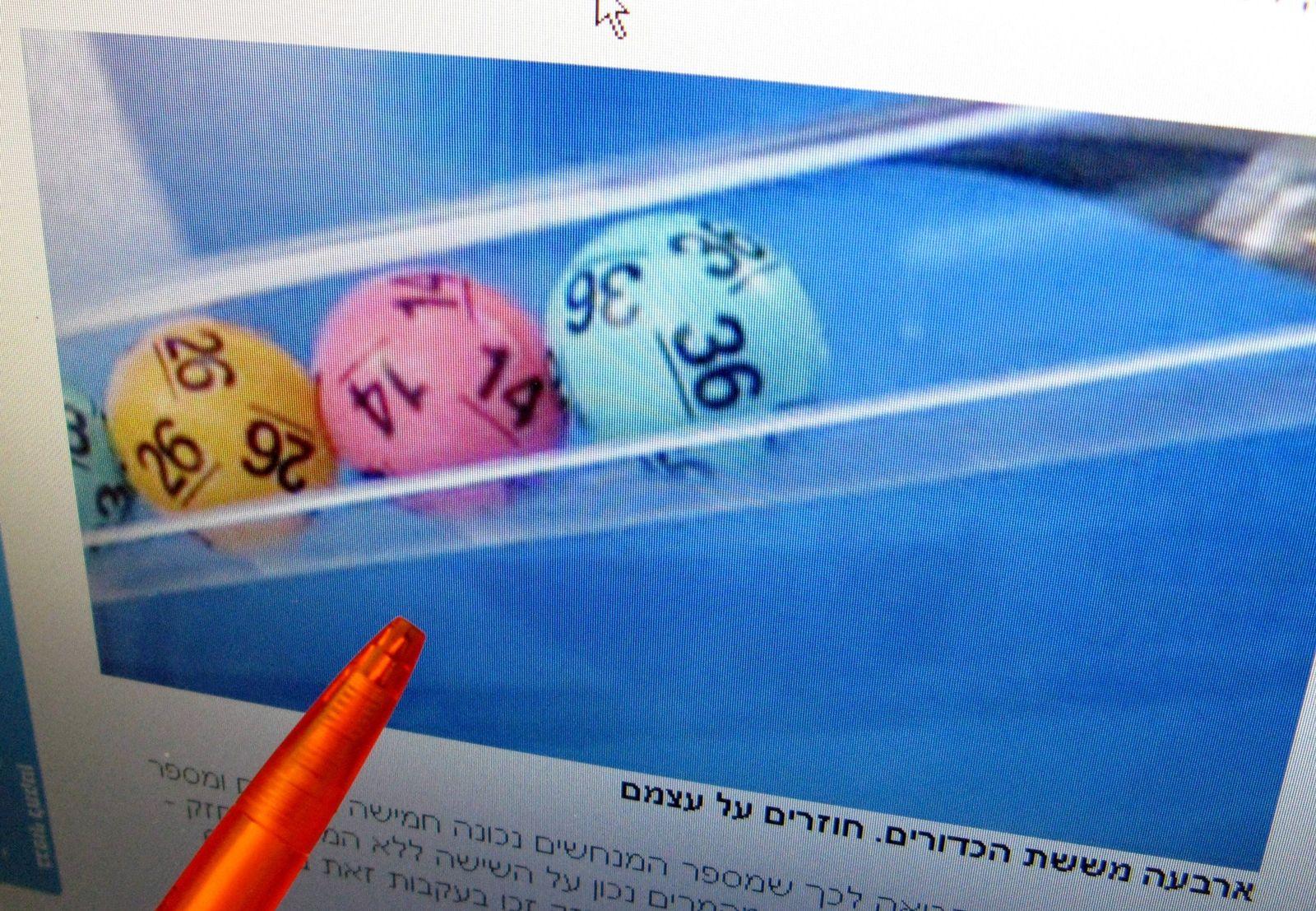 Lotto Israel