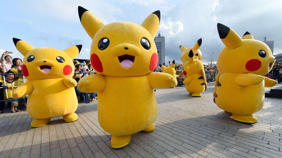 Pokémon-Event in Yokohama