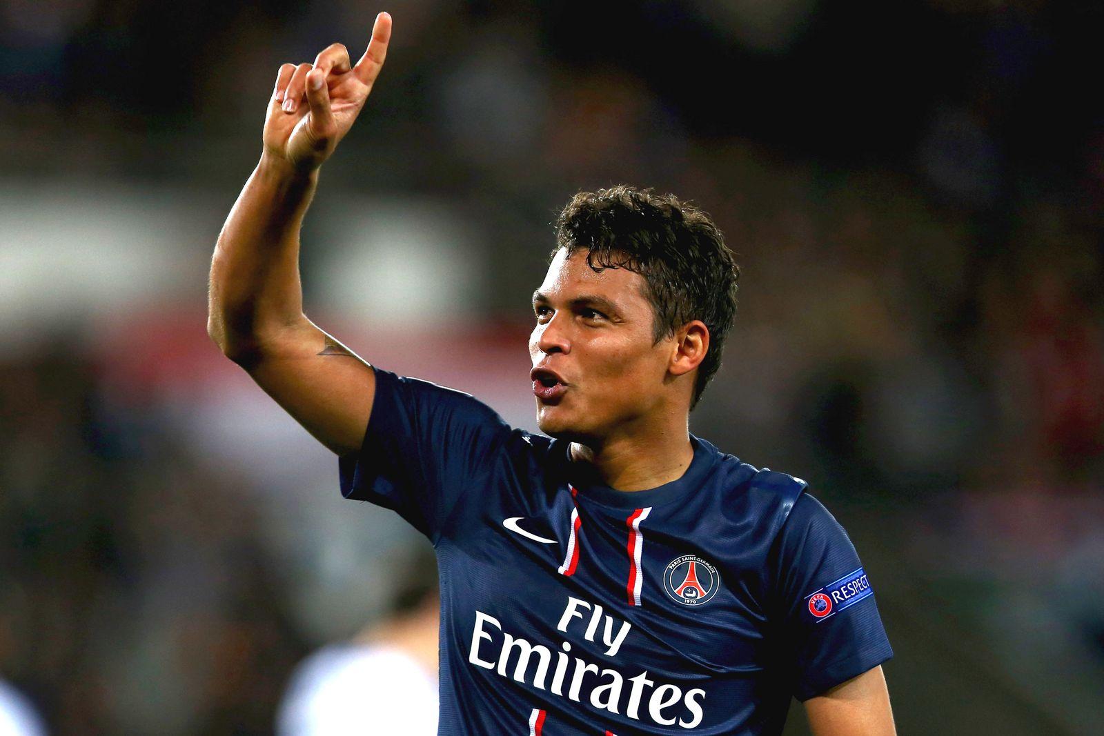 Thiago Silva / Paris Saint-Germain