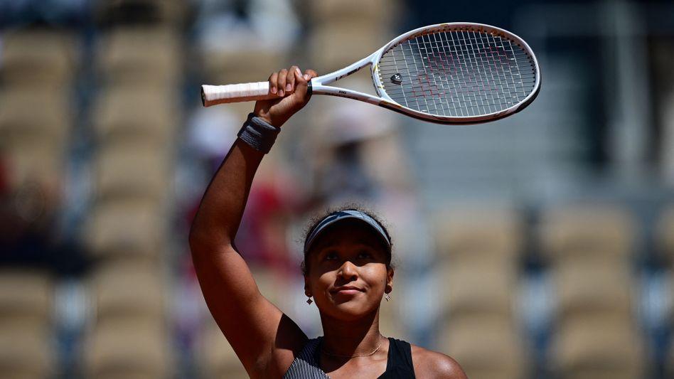 Nach ihrem Erstrundensieg bei den French Open 2020 war nicht abzusehen, dass Naomi Osaka zur zweiten Partie nicht mehr antreten würde