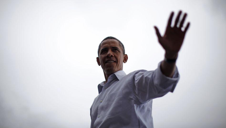 US-Präsident Obama: Ablenkung von eigenen Problemen?