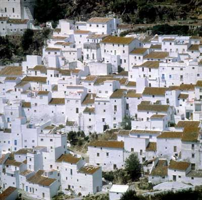 Pueblos Blancos in Casares