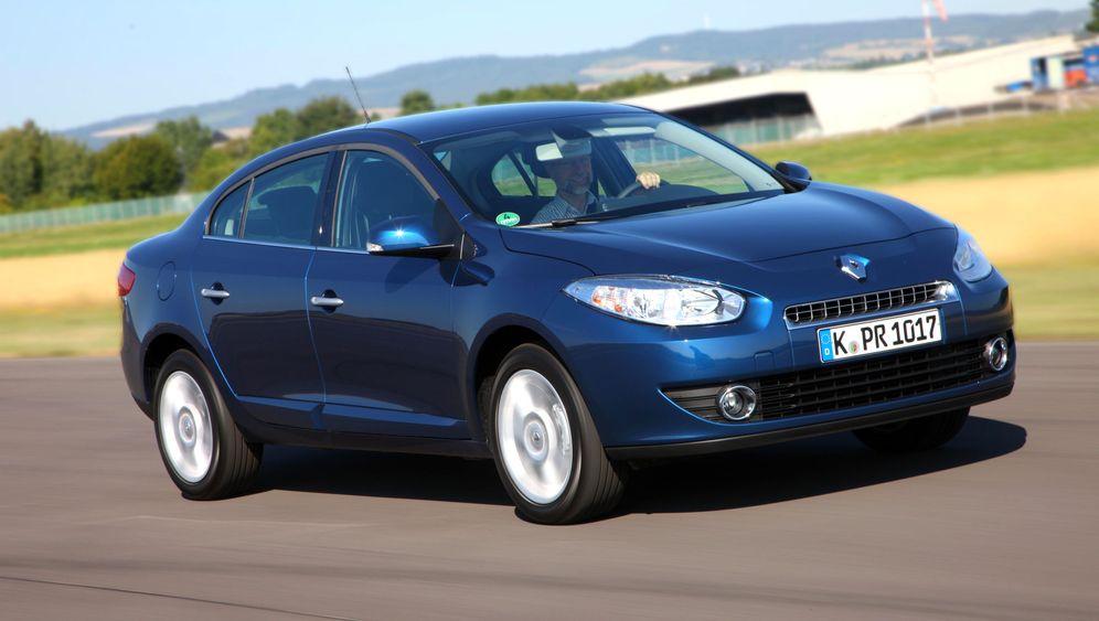 Renault Fluence: Groß und günstig