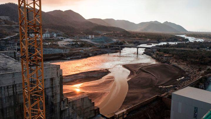 Megastausee in Äthiopien: Ein Damm, sie zu spalten