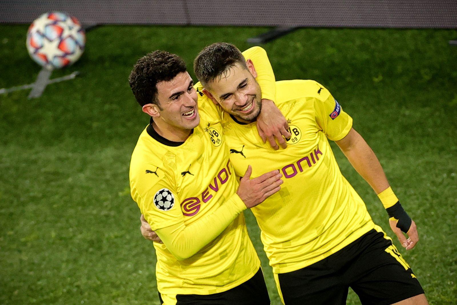 Borussia Dortmund vs SS Lazio, Germany - 02 Dec 2020