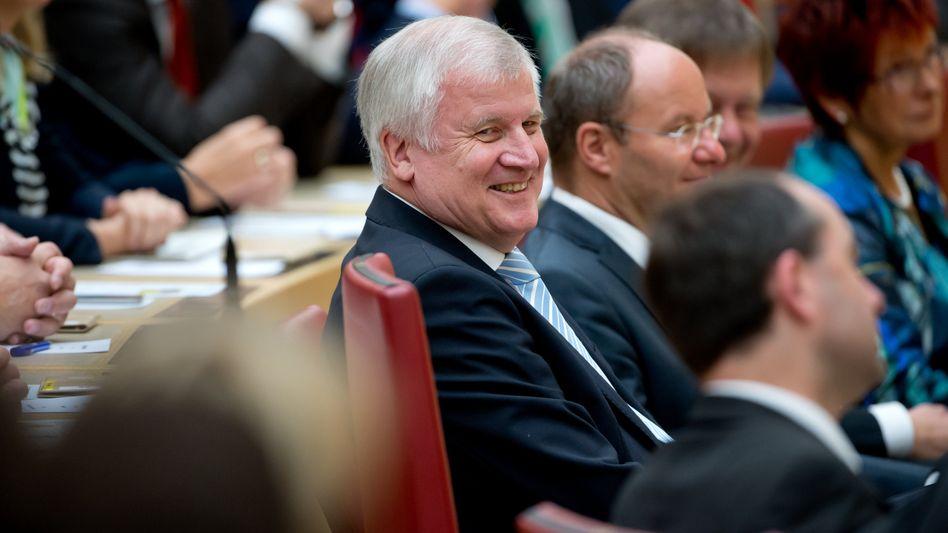 Seehofer: Seit 2008 Ministerpräsident von Bayern