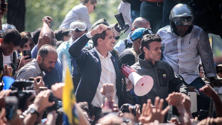 Venezuela: Aufruf zur Revolte