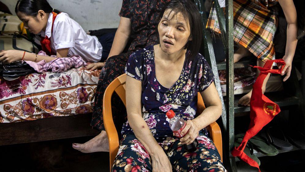 Das Leiden der Familie von Nguyen Van Bat