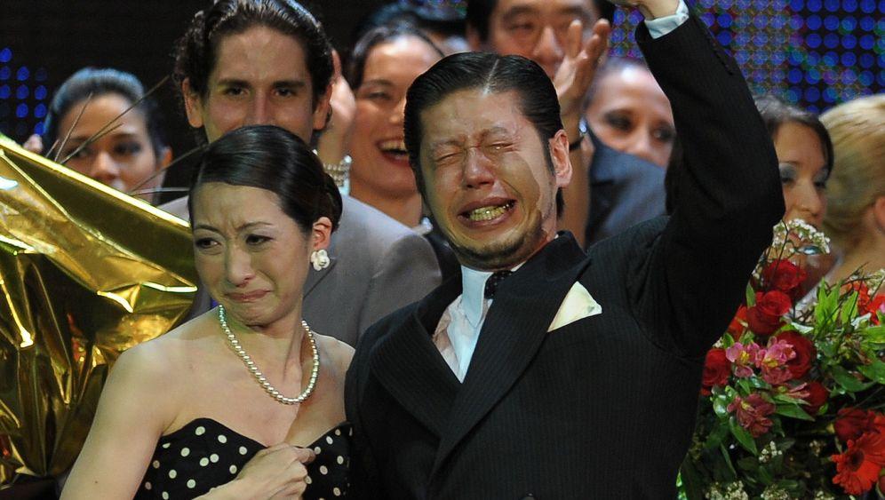 Tango-WM: Sieg für Japan