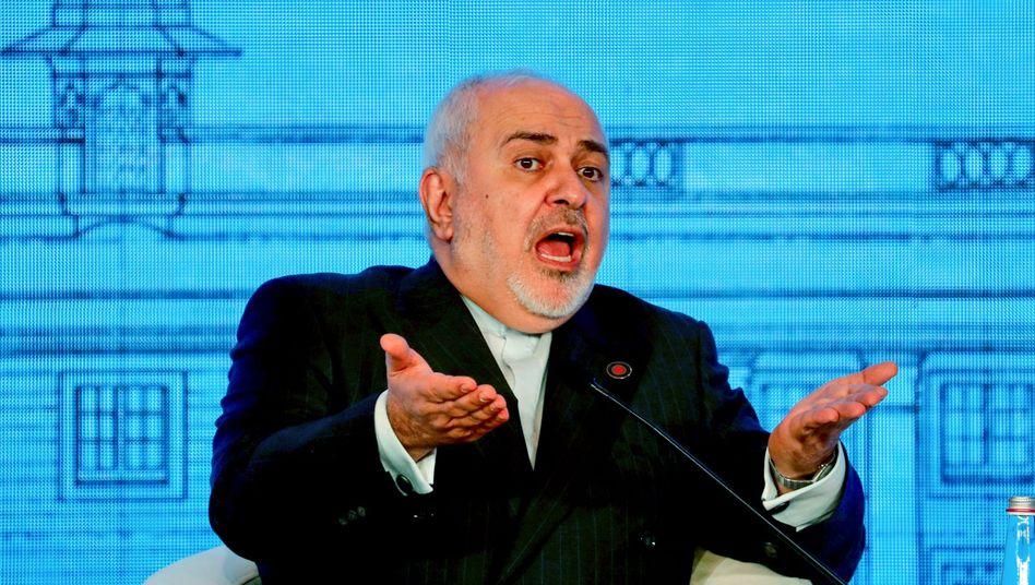 Mohammed Dschawad Sarif: Irans Außenminister spielt eine zentrale Rolle im Konflikt mit dem Westen