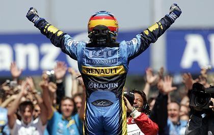 Sieger Alonso: Designierter Champion