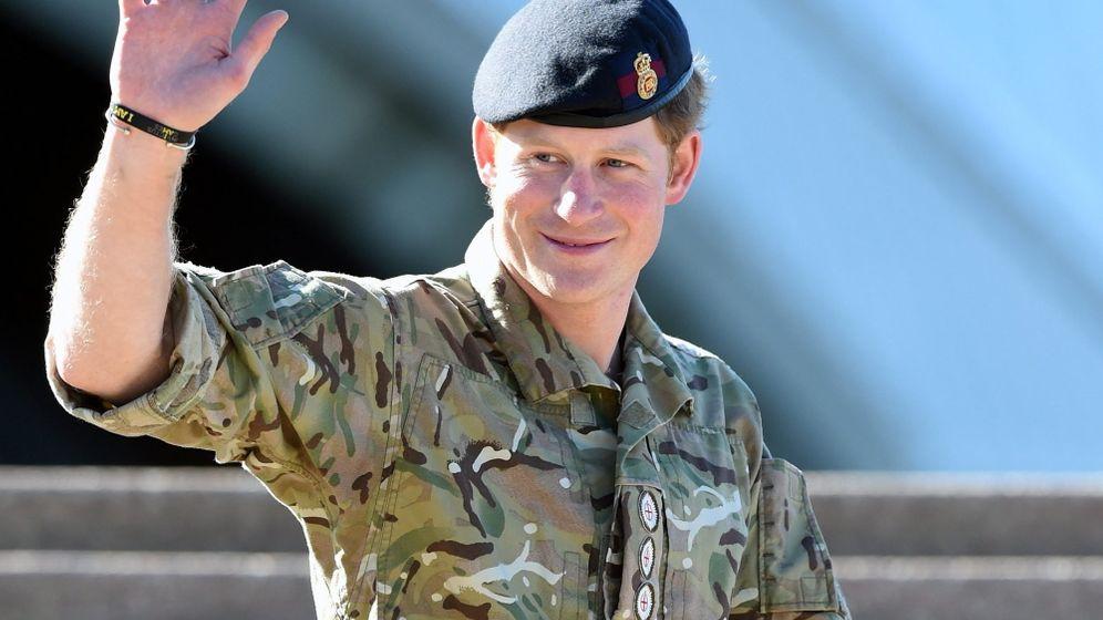 Australien: Heiratsantrag für Prinz Harry