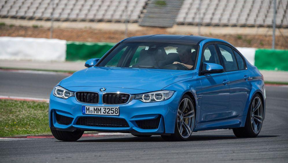 Autogramm BMW M3: Extreme Normalität