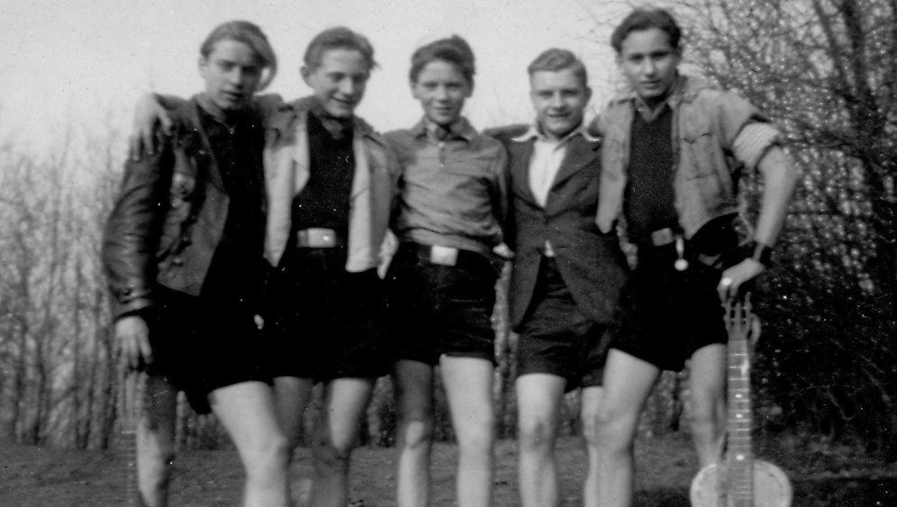 """Jugend in Nazi-Deutschland: Mit Fahrtenmessern gegen den """"Führer"""""""