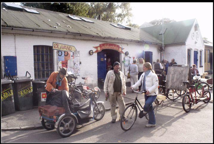 Leben nach dem Christiania-Entwurf: Gehört alles allen, gehört alles auch mir, irgendwie