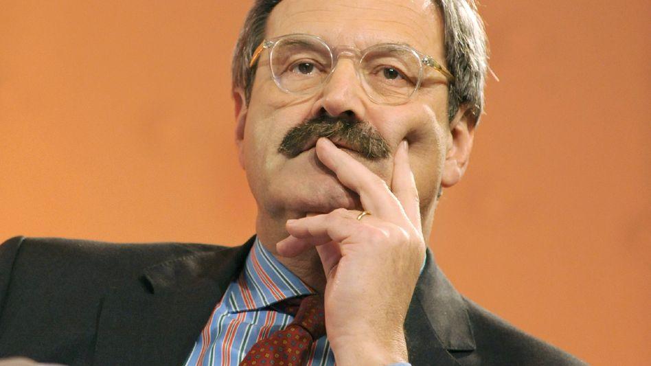 Könnte demnächst die EU beschäftigen: der abgelöste ZDF-Chefredakteur Brender