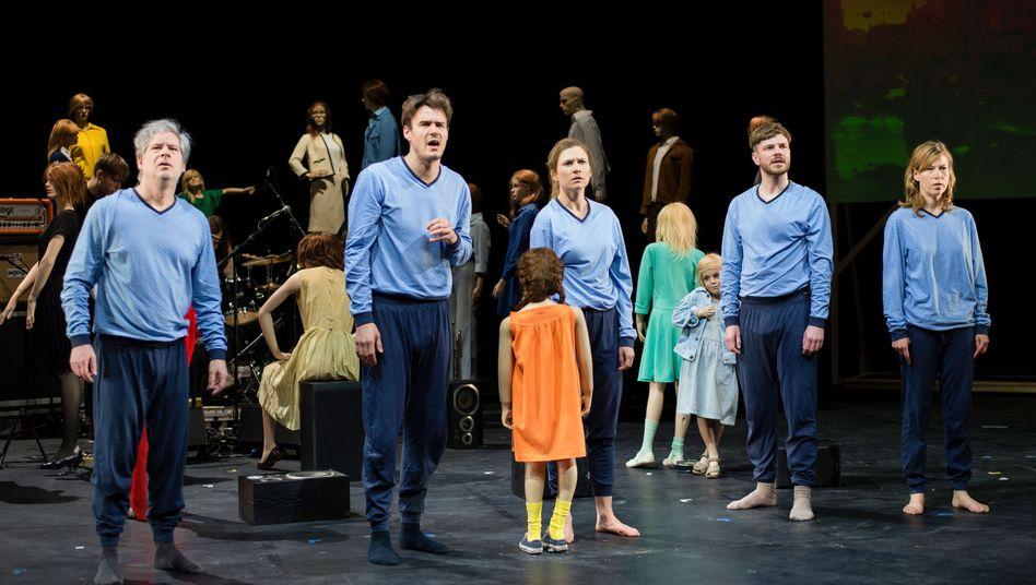 Theater nach der Romanvorlage von Frank Witzel