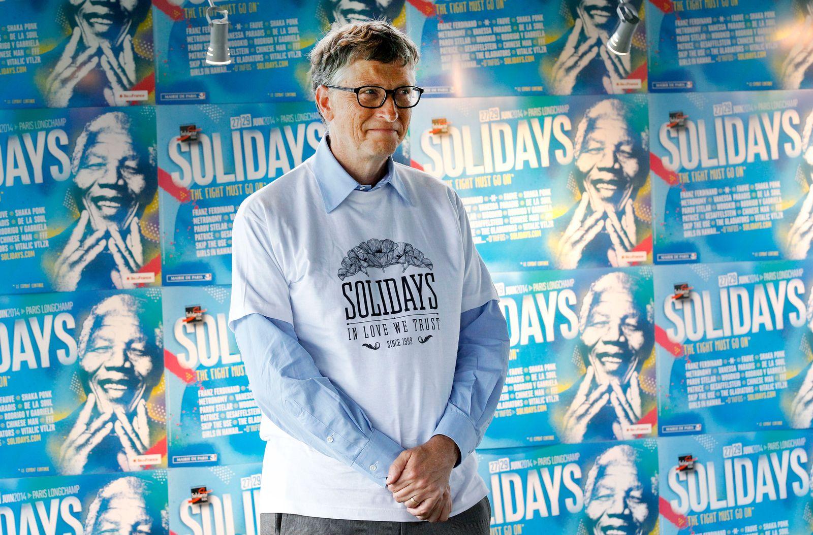 enorm / enorm / Bill & Melinda Gates Foundation