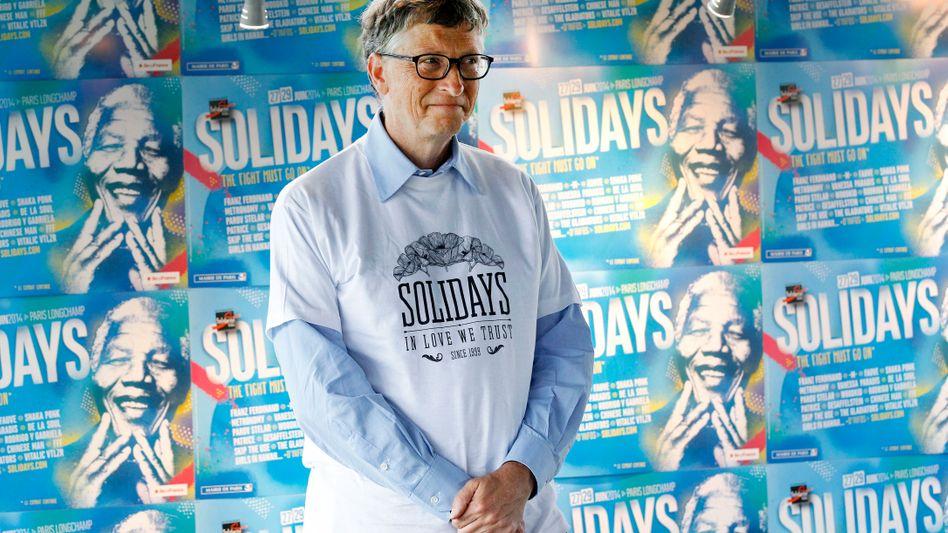 """Philanthrop Gates: """"Kein Bekenntnis zu sozialer Gerechtigkeit"""""""