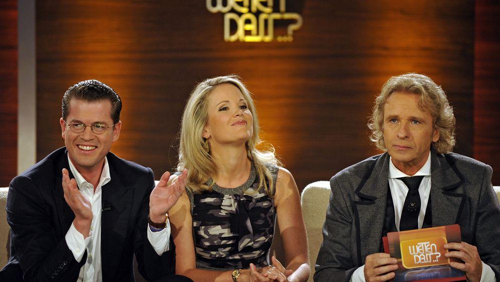 Und Tschüss: Familie Guttenberg zieht in die USA