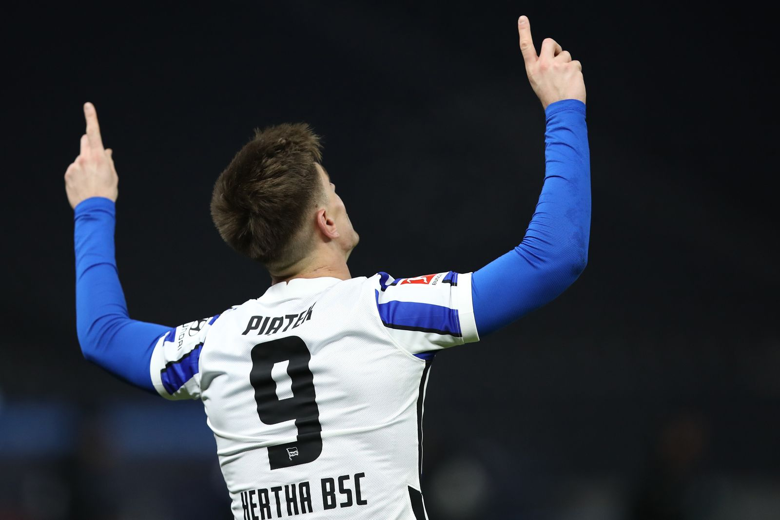 Hertha BSC v 1. FC Union Berlin, Germany - 04 Dec 2020