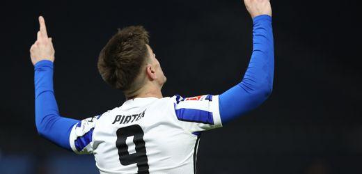 Fußball-Bundesliga: Hertha BSC holt Derbysieg gegen Union
