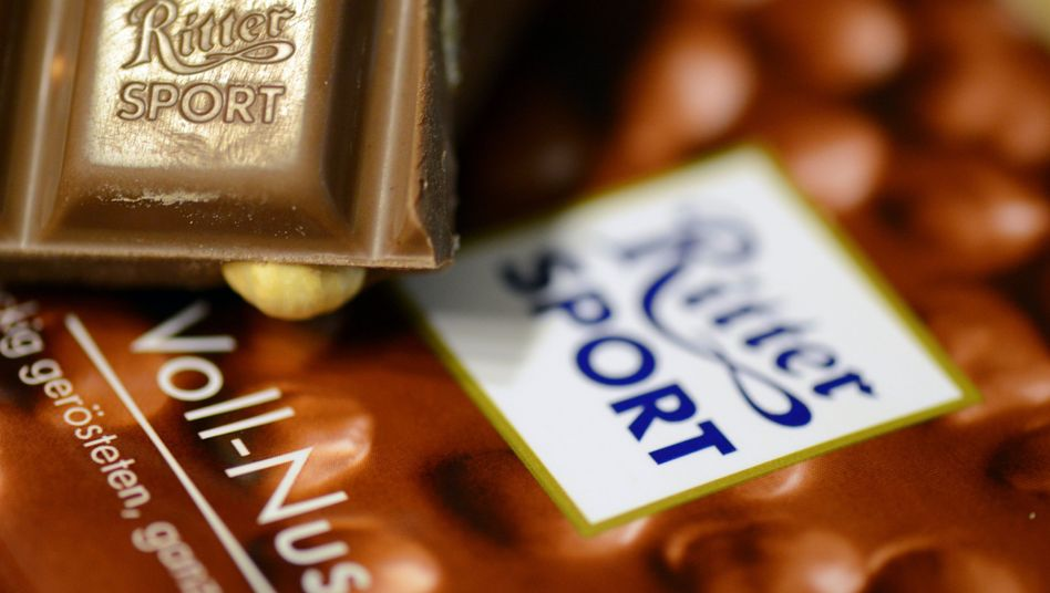 Ritter-Sport-Schokolade: Hersteller nennt Test-Urteil falsch