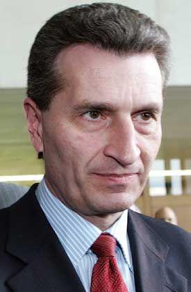 CDU-Politiker Oettinger: Offener Brief hat Kritiker nicht besänftigt