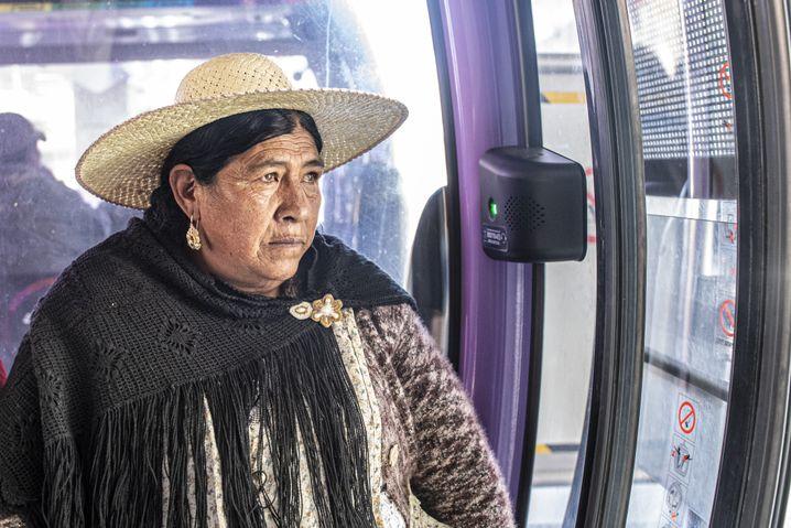 Gondelfahrt über La Paz