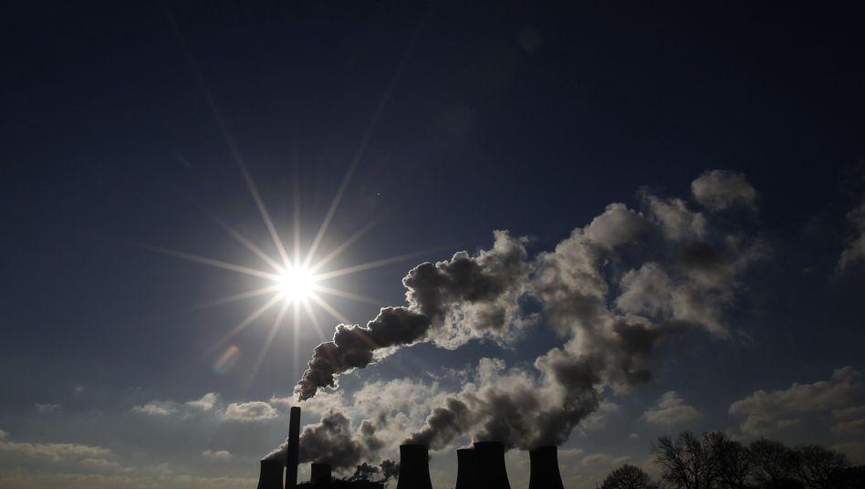 Kraftwerk bei Liverpool: Treibhausgasausstoß kaum begrenzt