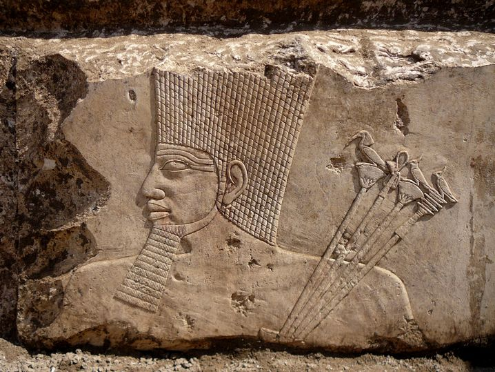 Tempel im Norden Ägyptens, der wohl der Göttin Mut geweiht war: Jetzt entdeckter, 1900 Jahre alter Text singt ein Loblied auf den Kult