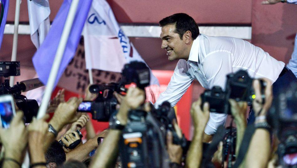Wahlsieger Alexis Tsipras: Der Taktiker hat es erneut allen gezeigt