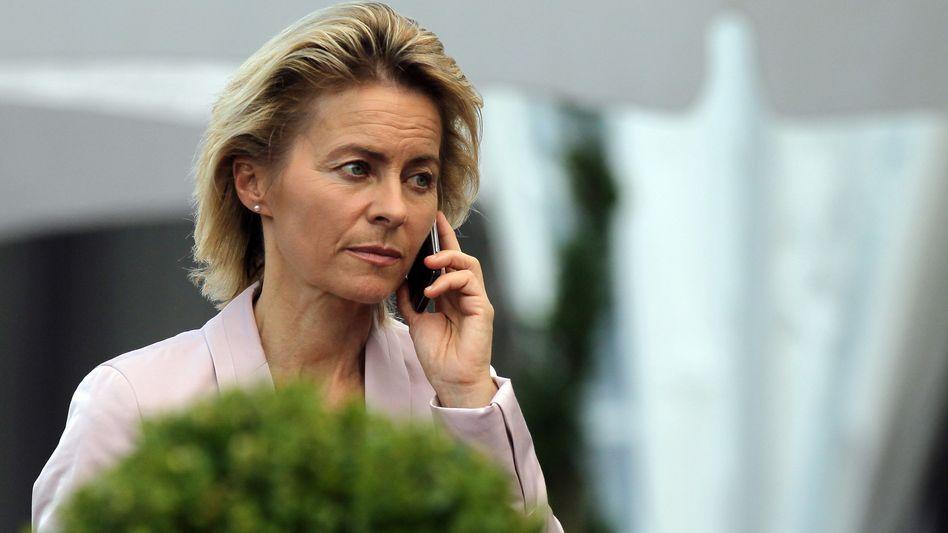 Arbeitsministerin Ursula von der Leyen: Arbeitnehmer sollen vom Aufschwung profitieren
