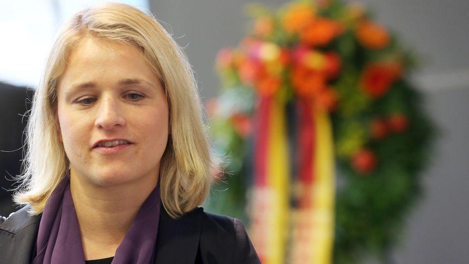 Bundesbeauftragte für Menschen mit Behinderungen, Verena Bentele