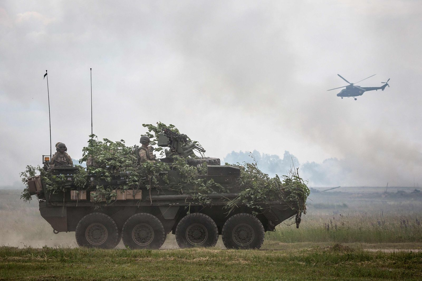 Polen/ NATO/ Saber Strike