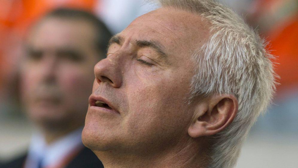 Hollands Nationalmannschaft: Vorne hui, hinten pfui
