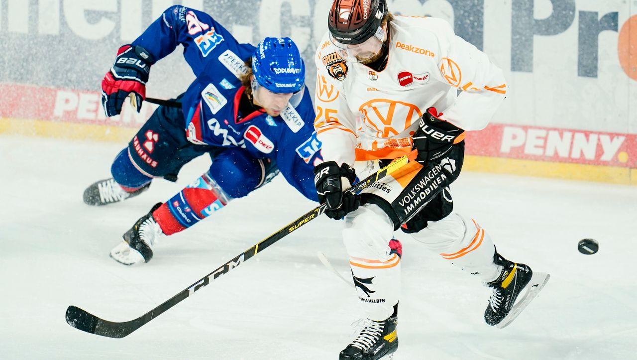 Deutsche Eishockey-Liga: Grizzlys oder Eisbären - einer wird Meister