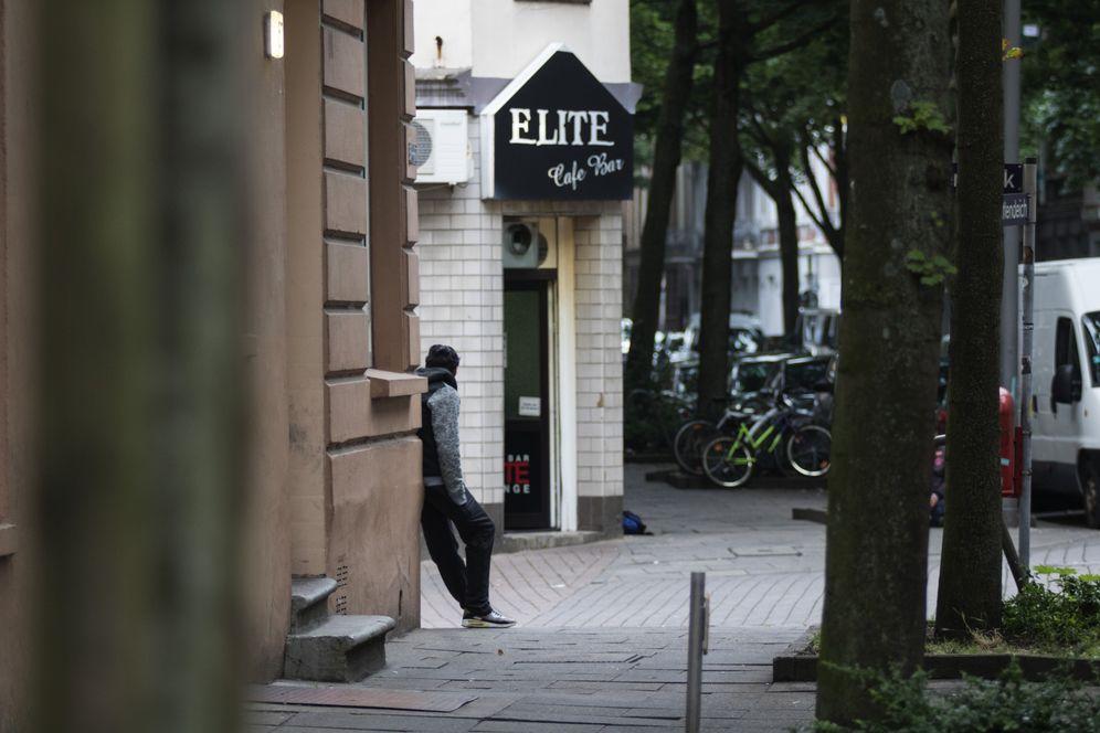Elite-Bar in Hamburg-Wilhelmsburg