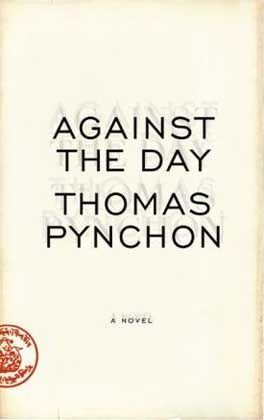"""Pynchon-Cover """"Against the Day"""":"""