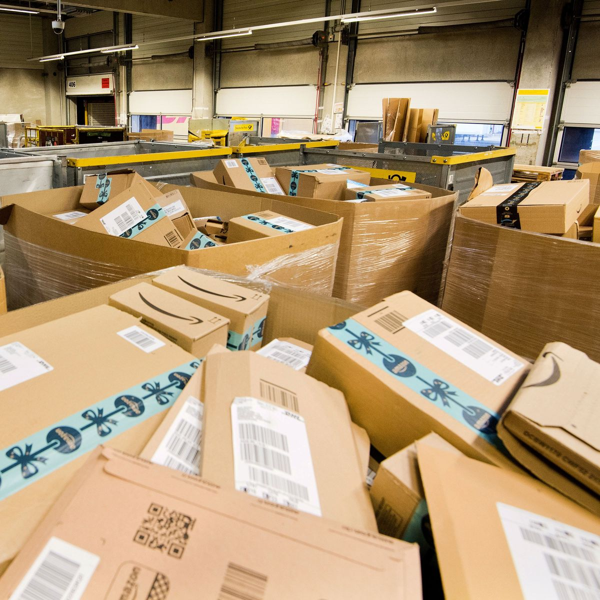 Paket Verpacken Ohne Karton