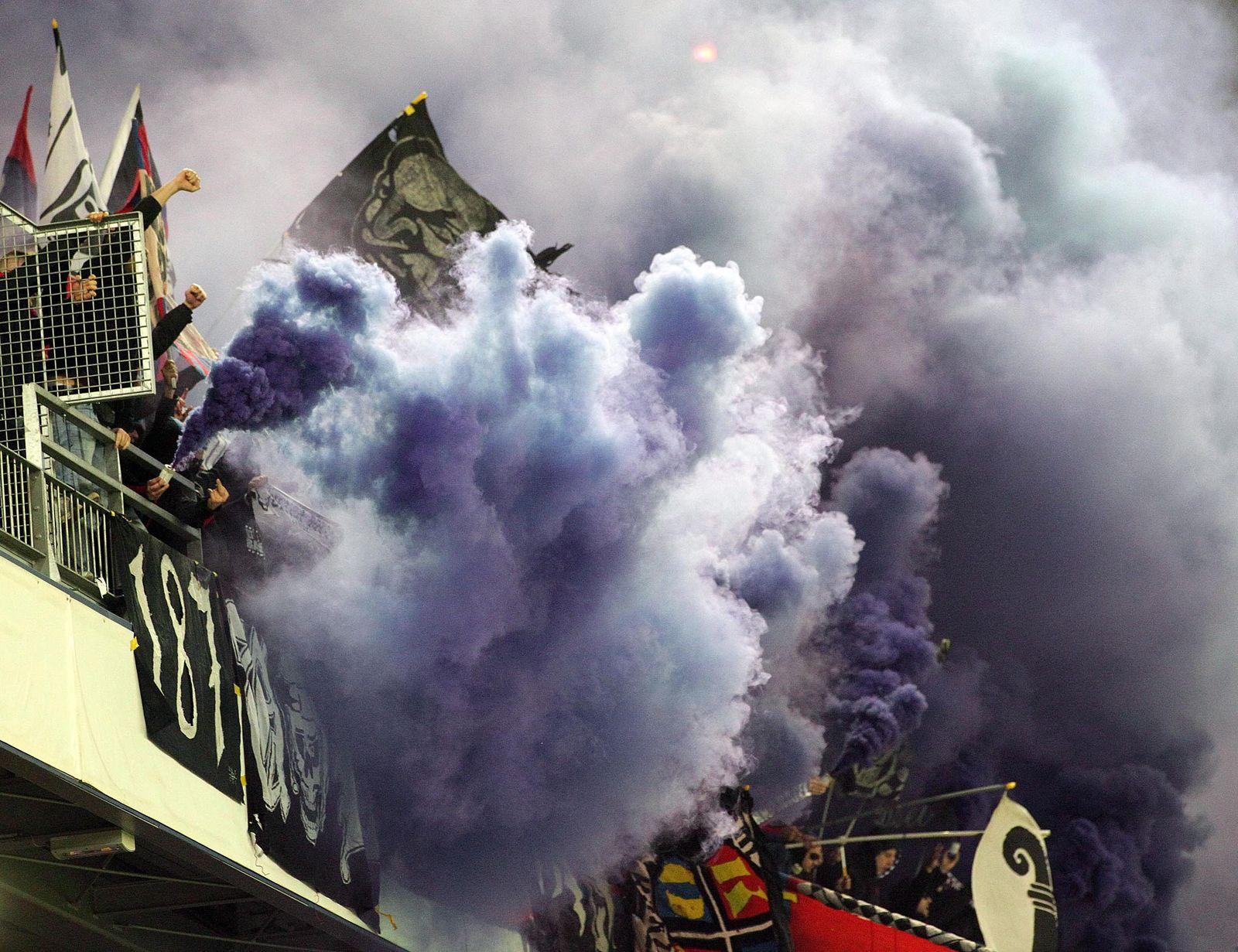 Salzburg vs FC Basel
