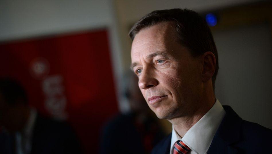 AfD-Parteichef Bernd Lucke: Gegeninitiative in der eigenen Partei
