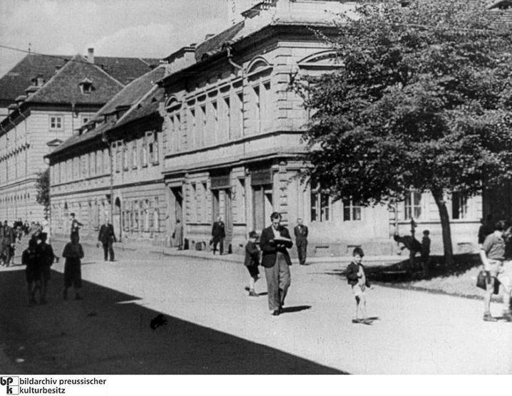 """SS-Propagandafilm """"Theresienstadt"""": 90 Minuten Lüge"""
